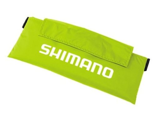 Shimano C0-011 Car Seat Cover Protector Foldable Lime 728579