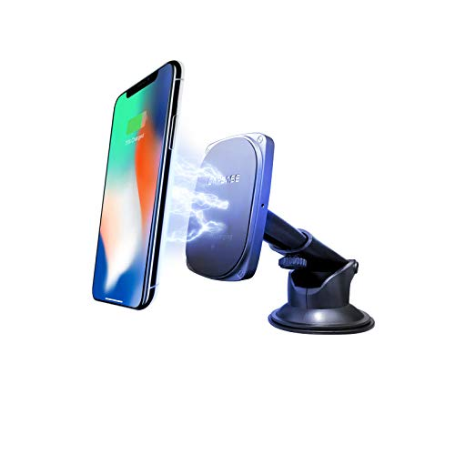 (Capdase Fast Wireless Charging SQ Power Magnetic Mount Telescopic-Arm for)