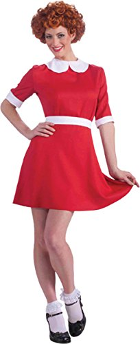 Book Character Costume Ideas For Girls (Morris Costumes Women's ANNIE COSTUME ADULT STD, 14-16)