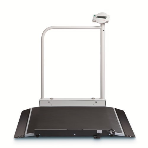 Seca Scales 676 Wheelchair and Handrail (Seca Handrail Scale)