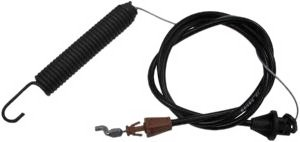 - N2 H451 Deck Engagement/Clutch Cable with Spring Repl 946-04173E, 746-04173B, 946-04173C, 746-04173, 746-04173A, 746-04173C, 946-04173B, 946-04173, 946-04173D, 946-04173A