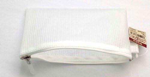 MUJI Eva blanco estuche transparente: Amazon.es: Oficina y papelería