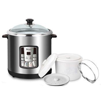 Multi-Functional Stew Cooker,10.5 Qt NSQ-1005EBy HNDtek