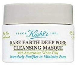 KiehIs Rare Earth Deep Pore Cleansing Masque Travel Size ()