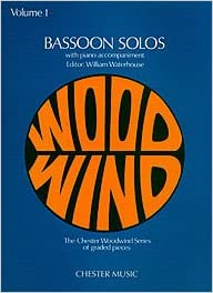 Bassoon Solos Volume 1 - Library