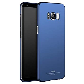 ec23d800f8ef Samsung Galaxy S 8 Plus Case MSVII Ultra Thin Smooth & Matte Hard Back  Cover Phone