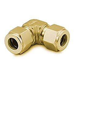 1//4 Tube Brass Elbow Union Fitting Swagelok