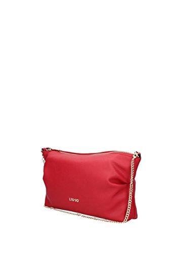 Bolsos con bandolera Liu Jo Mujer - Poliéster (A17103E0031) Rojo
