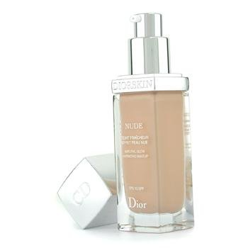 Diorskin nude natural glow hydrating makeup