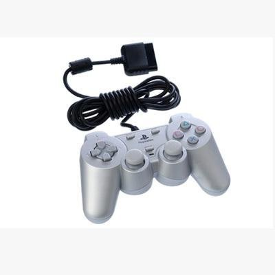 (Playstation 2 Force 2 Controller - Silver)