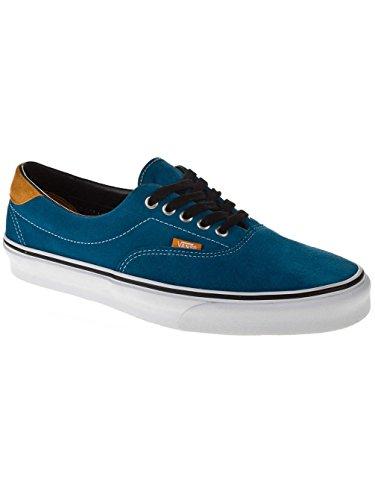 Vans unisex U ERA  (C L) Zapatillas de Gimnasia Blu(Moroccan Blue)
