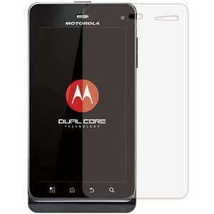 Motorola DROID 3 XT862 Screen Protector