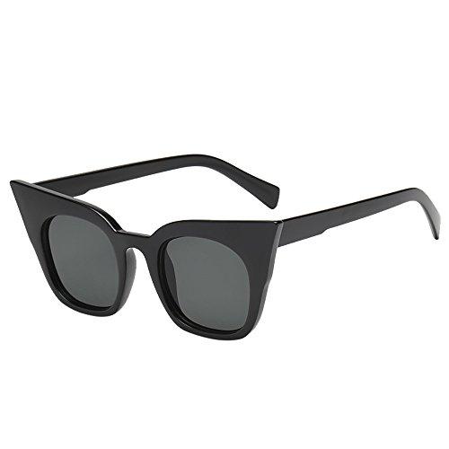 [해외]Sunglasses Hergoto Children Kids Cat Eye Rapper Sunglasses Vintage Retro Eyewear Unisex(B) / Sunglasses Hergoto Children Kids Cat Eye Rapper Sunglasses Vintage Retro Eyewear Unisex(B)