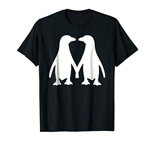 Penguin love T-Shirt ()