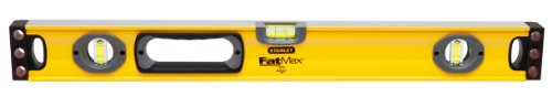Stanley FatMax 43-524 24-Inch Non-Magnetic Level ()