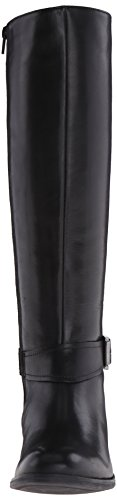 889304596620 - Clarks Women's Pita Dakota Western Boot, Black Leather, 9 M US carousel main 3