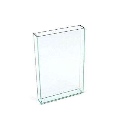 Amazon Design Ideas Vision Rectangle Vase X Large Clear