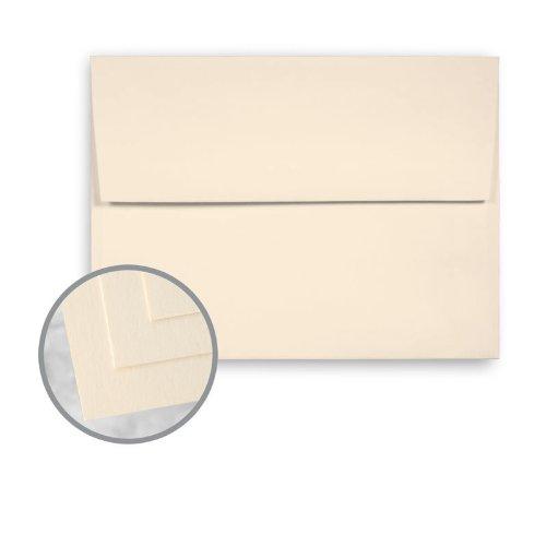 Via Vellum Cream White Envelopes - A2 (4 3/8 x 5 3/4) 80 lb Text Vellum 30% Recycled 250 per - Vellum Mohawk Via