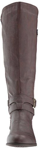 LifeStride Women's Francesca Knee High Boot Brown qyOQW