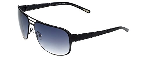Renoma Designer Sunglasses Ryan 0000 in Black with Grey Gradient - Sunglasses Ryan
