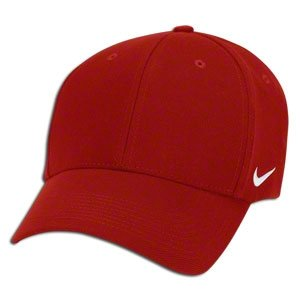 NIKE Stock Swoosh Flex 3 Cappello Rosso  Amazon.it  Sport e tempo libero b86b309618b8