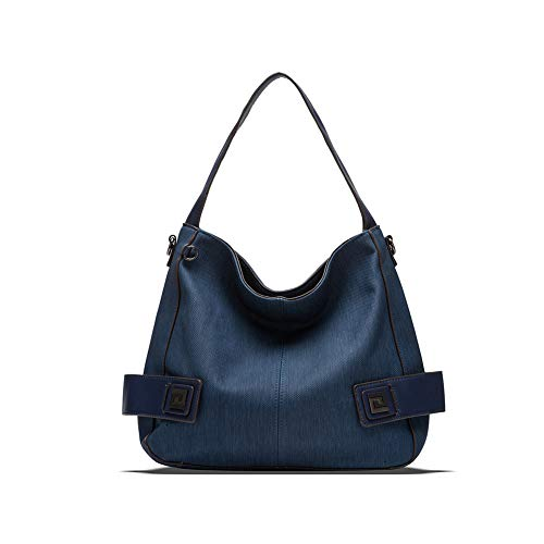 Naiermai Womens Soft Leather Top Handle Shoulder bag Hobo Purse and Handbags Tote Bags for Ladies Oversize