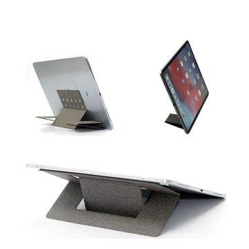 Broonel Grey Invisible Lightweight Laptop Computer Stand - Compatible with The Lenovo 15.6 Inch Intel Ci3 8GB 1TB Laptop
