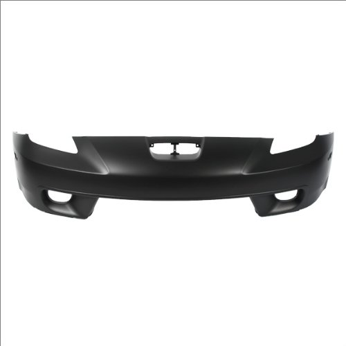 CarPartsDepot, Front Bumper Cover Plastic Assembly New Primed Top w/o Action Package, 352-441713-10-PM TO1000208 5211920943?