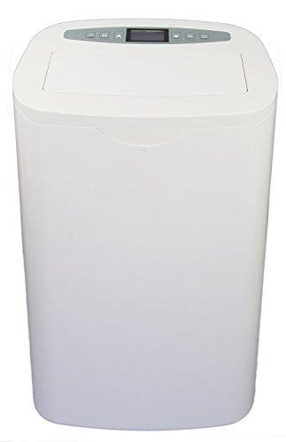 Global Air NPC1-14C 14000 BTU Portable Air Conditioner, Medi