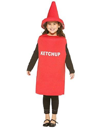 Ketchup Costume - Medium -