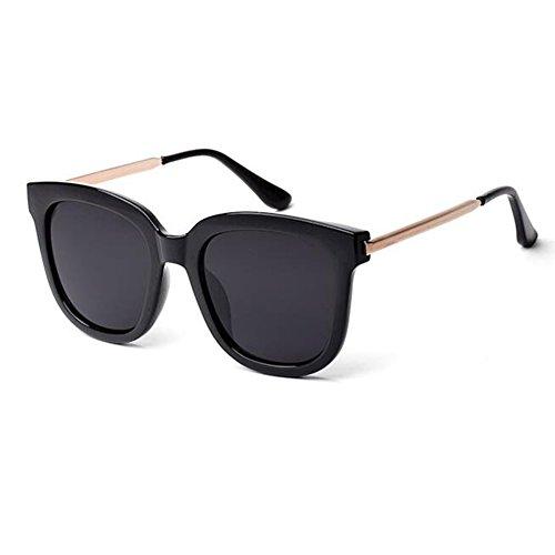 1 1 Manejar Ser Equipado Cara Caja Sol Puede Miopía Polarizada Redonda Grande ZX Retro Gafas De Color Femenino con Luz Macho Gafas qvwp4Rn61