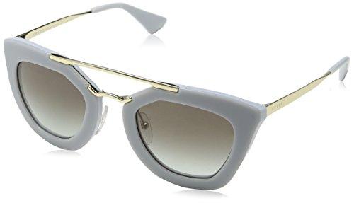 Prada Women's SPR09Q Cinema Sunglasses, Grey/Matte ()