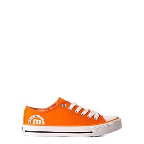 MTNG Jungen Sneaker Orange Orange
