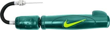 Nike Ball Pump (Rio Teal/Volt) by NIKE