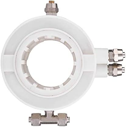 Drehluftventil Reifen Reifenmontageteil Drehkupplungskupplungsluftregelventil 49mm Auto