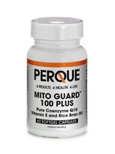 Mito Guard 100 Plus - 60 Softgel Capsules by (Guard 60 Capsules)