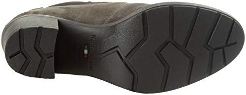 Black Ante 103 Boots Nero Carbone Ankle Oil Black Velour Women's Giardini xgxqwaUA