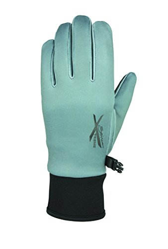 Seirus Innovation 1171 Womens Ladies Xtreme Waterproof All Weather Form Fit Glove with Soundtouch Touch Screen Technology
