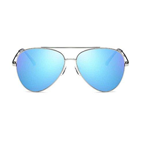 Pilot Metal de de Lunettes Frame Hommes Lunettes conduite cool 6 de polarisants Coolsir Mengonee Lunettes soleil lunettes classique soleil Y5wq4Cx