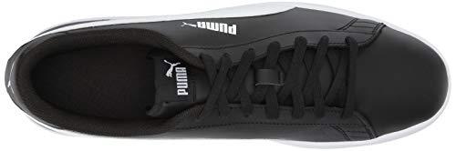 Smash Para Black White puma Puma Tenis V2 Hombre gt8WSdx