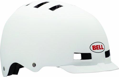 Bell Youth Trans Multi-Sport Helmet, Matte White