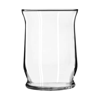 Amazon Com Libbey Adorn 8 Quot Glass Hurricane Vase Industrial Amp Scientific