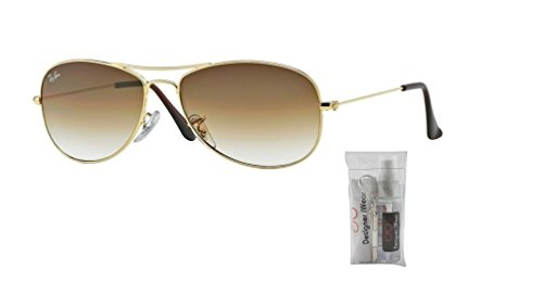 Ray Ban RB3362 001/51 59M Arista/Crystal Brown Gradient