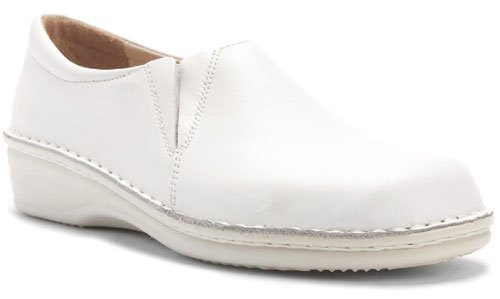 Finn Comfort Mujeres Newport Slip-on Blanco Nappa