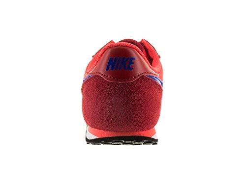Nike Wmns Genicco, Zapatillas de Deporte Para Mujer Rojo / Naranja / Azul