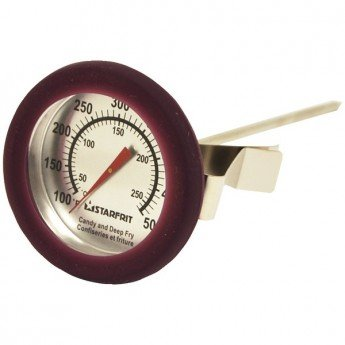 STARFRIT 093806-003-0000 Candy/Deep-Fry Thermometer by STARFRIT