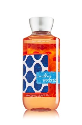 Bath & Body Works Shea & Vitamin E Shower Gel Endless (Pear Sorbet)