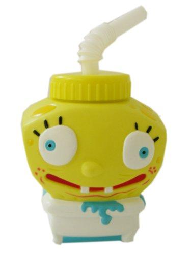 【送料0円】 Nickelodeon's Spongebob Squarepants Character B001ISIEHE Themed Sipper Spongebob Bottle by Nickelodeon's Nickelodeon B001ISIEHE, ジャパンライム:004ed666 --- a0267596.xsph.ru