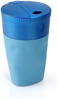 Light My Fire Pack Up Cup pour Le Camping & Outdoor (Bleu pétrole)