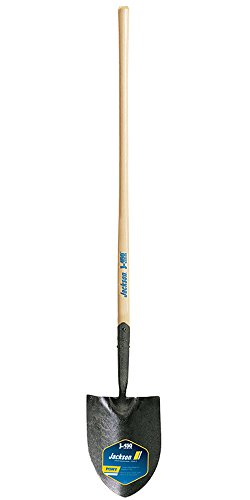 Jackson Pony Solid Shank Round Point Shovel - 1201900